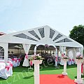 500 people air conditioned events tents for wedding